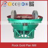Gold Grinding Wet Pan Mill Instead of Ball mill For Gold                                                                         Quality Choice