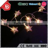 TZFEITIAN over 10 years manufacture experience falling star christmas decorative solar led garland string light