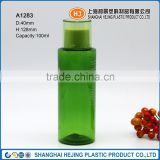 100ml high quality syrup plastic bottle