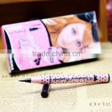 YANQINA bowknot minuteness black eye liner pencil make up tool liquid eyeliner long-lasting for 24 hours