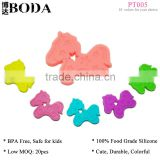 BoDa Manufacturers Silicone Teether Necklace for baby teether