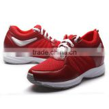 Wholesale height increasing elevator very breathable OEM running shoes/casual shoes/latest women shoes pictures