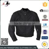 Waterproof Nylon Men Clothing Riding Jacket Motorcycle Jacket