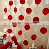 C20 Charming bead curtain for decoration