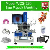 Motherboard/xbox360/cell-phones BGA chip reworking Usage effective bga repair machine WDS-620
