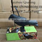 Wholesale PE plastic crow decoy