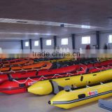 rescue 3.6m - 6m inflatable boat- SAIL manufacturer