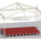 aluminium roof truss systems up to 12x10, (39,4' x 32,8')