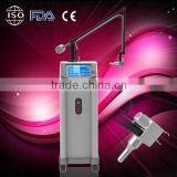1ms-5000ms Remove Neoplasms CO2 Laser Vaginal Birth Mark Removal Tightening Machine Erbium Glass Fractional Laser Birth Mark Removal