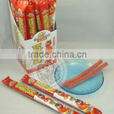 Sour Straberry Straw Center Filled Starch candy