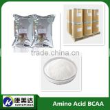 China manufacturer bulk powder BCAA