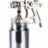 hvlp spray gun with 1.4 1.7 2.0mm nozzle sizes for paint and filler work ,high quality spray paint gun,spray gun