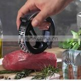 CY123 PRO Stainless Steel Meat Beef Tender Tenderizer Microplane Easy Prep Red Meat Tenderizer