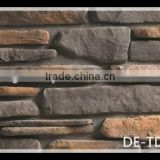 natural look exterior and interior slate stone veneer, low price culture stone veneer