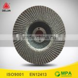 Abrasive Cloth Polisher Zirconia Oxide Mop Disc for Stainless Steel EN12413