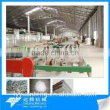 small capacity gypsum board making machinery 2000000 sqm per year