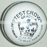 Cricket Ball White