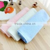 plush 100% cotton fine face cloth hand towel