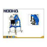 1400RPM Pipe Cold Cutting Tools , Portable Chamfering Machine 1.5 KW Motor Power