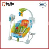 Hot sale electric baby swing chair