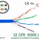 lan cable utp cat5e 24awg CCA conductor