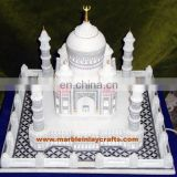 Beautiful Marble Taj Mahal, White Marble Taj Mahal, White Taj Mahal Model