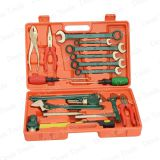 Non sparking tools 17pc tool set , Aluminum bronze or beryllium copper