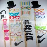 Wedding Party Photo Booth Props