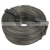 High Quality Wholesale 20# Iron Wire for Nail Making for Hexagonal Netting Mesh Rolls Plaster Black Wire