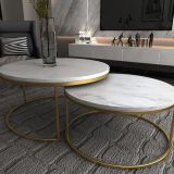 High quality marble coffee table marble center table for furniture