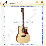 EDT007 Wholesale China Neck Through Ash Body Electric Guitar
