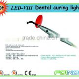 Model:LED-VIII CE approved built-in type dental curing lamp