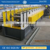 Steel Beam Metal Purlin Roll Forming Machine With Punching                                                                         Quality Choice