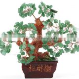 G021-Jade tree, Purple crystal tree, Gold crystal money tree, Pink Crystal tree, Lucky money tree
