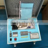 Distribution Transformer Oil Dielectric StrengthTesting Kits/Portable Transformer OIl Tester/BDV Testing Equipment