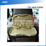 (120503)Car dining table folding car pallet back seat drink holder water car cup holder drink holder                                                                         Quality Choice