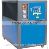 Bottle blowing machine using 3HP Air cooled chiller