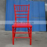 China chiavari chairs/wedding tiffany chair/wooden rest chair