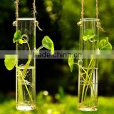 Artistic Bell Shaped Glass Vase, Home DEcoration, Garden Ornament