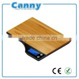 Bamboo CK350 - Electronic Kitchen Scale 5kg capacity, Blue backlight function