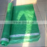 garden small greenhouse and flower garden winter tent using pe mesh tarpaulin/film green and white color
