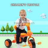 Steer and Stroll tricycle baby stroller