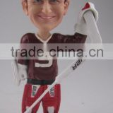 custom hockey sport play bobblehead as photo