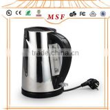 1.5L 360 Degree Rotation Stainless Steel Electric brew whistling Kettle