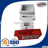 Hot sale Sheet Metal welding folding wall shelf /wall box /wall enclosure