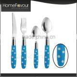 Advanced Production Line Factory Promotional Personalized Travel Cutlery Set