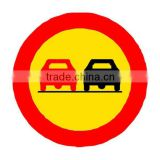 reflective road traffic signs plate, triangle warning portable traffic signs,safety traffic signs