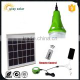China supplier energy saving 6w 9w 12w portable led solar home lighting system                                                                         Quality Choice