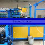 automatic chain link fence machine (hot sale)/ fence post machine                                                                                                         Supplier's Choice