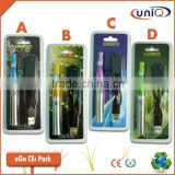 UniQ Manufacturer Latest designs blister pack ecig egot egok egoq
